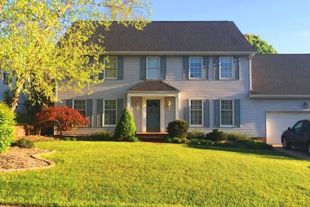 Mountain State Getaway, 5BR / 2.5BA - Barboursville - Talo