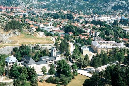 Cetinje apartments - Cetinje - Apartamento