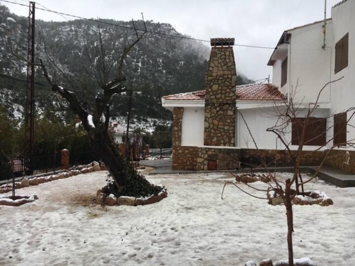Casa Rural para los apasionados de la naturaleza
