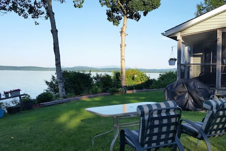 Gorgeous Lake Champlain & Mountain Views - Grand Isle - Lägenhet