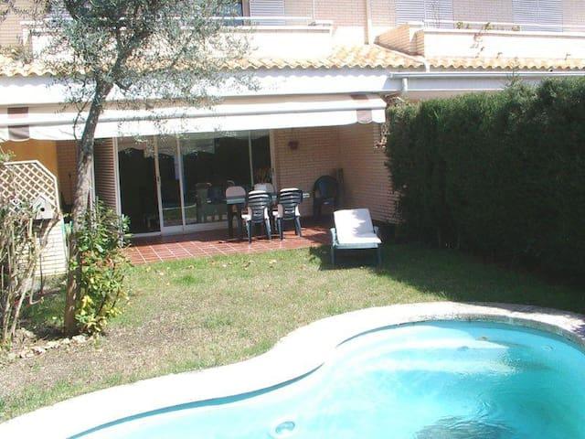 Casa en la playa - a 35 Km de BCN - Sant Andreu de Llavaneres - Hus