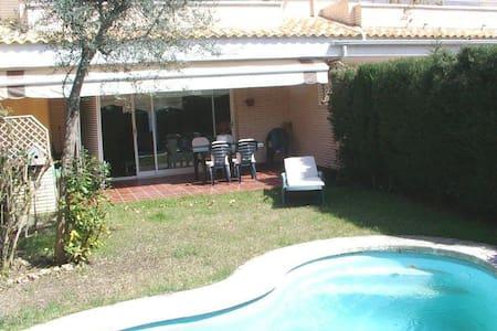 Casa en la playa - a 35 Km de BCN - Sant Andreu de Llavaneres