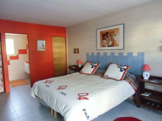 Villa La Seudre - Corail - La Tremblade - Bed & Breakfast