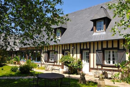 Chambres d'Hôtes 4 LeBoisDesPierres - Conteville - ที่พักพร้อมอาหารเช้า