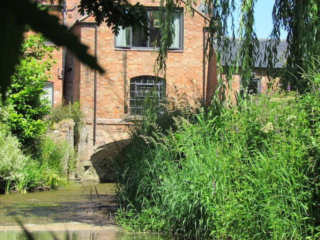 Puddle Cottage at Tredington Mill - Tredington - Huis