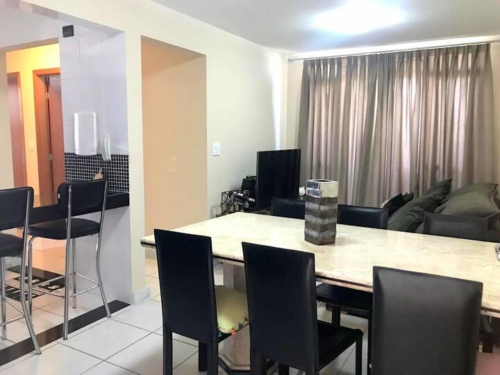 Apartamento Moderno no Buritis