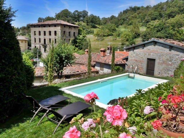 Casa Gianfrati, I VOLTI - Corfino - Apartment