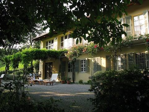 Charming house in Monferrato 2