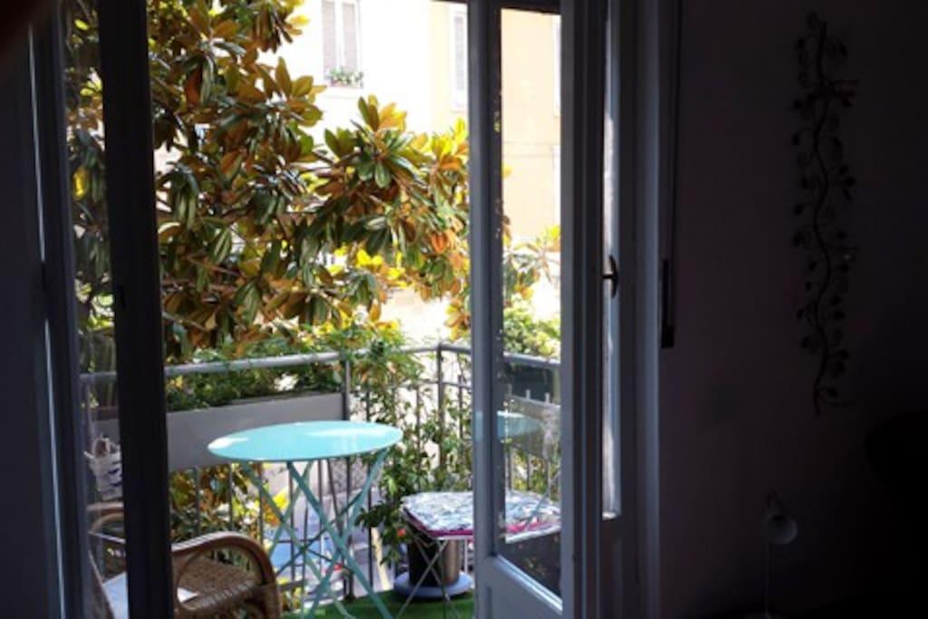 Balconcino-balcony