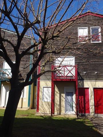 Studio, port des Minimes - La Rochelle - Dom