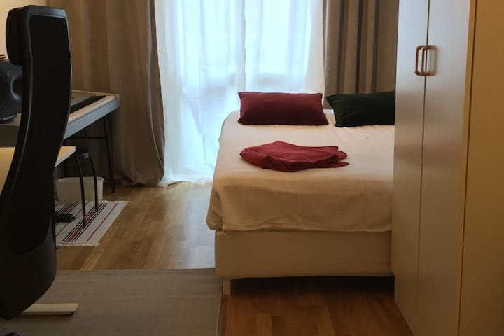 Large private room close to Lund C