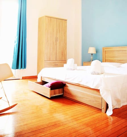 Athens Luxury 3Bedroom Apartment City Center Large