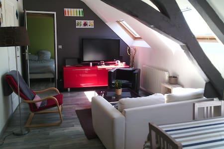 Appartement cosy hyper centre - Alençon