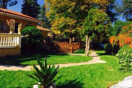 La Villa nel Bosco - Molara - Casa de camp