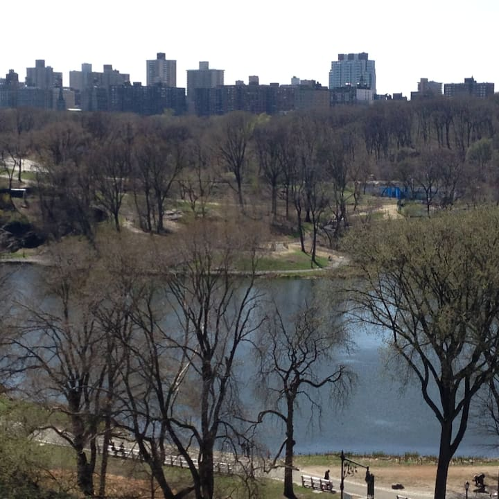 Central Park Views, with a Balcony, on 5th Avenue