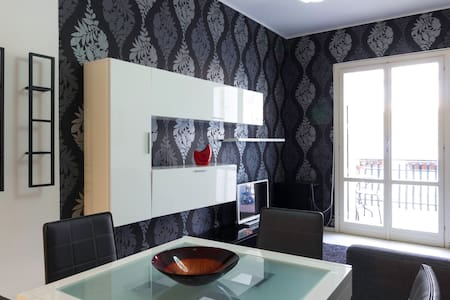 Modern style near shopping center - Giardini Naxos - Apartamento