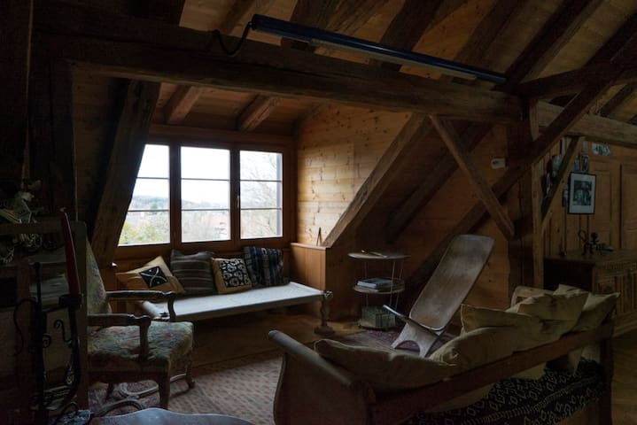 Magnifique appartement dans une ferme rénovée