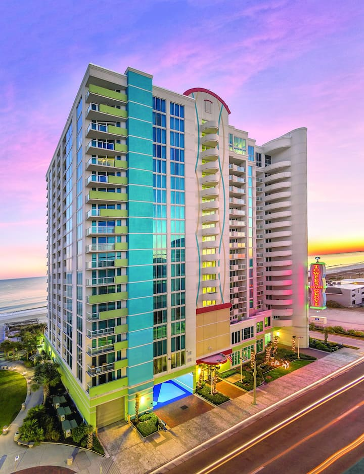1BR Towers on Grove OceanFront Myrtle Bch Wyndham