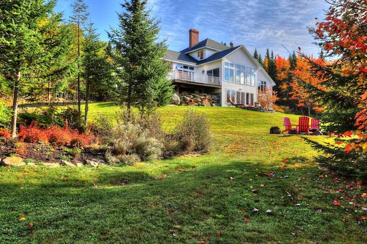 Hilltop - Spacious and beautifully appointed home with magnificent views
