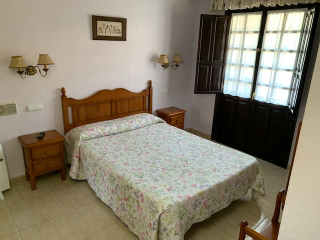 Posada el Tocinero Habitación doble de 1 o 2 camas