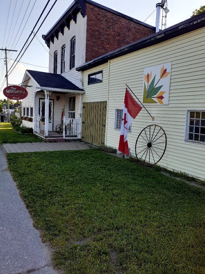 Mercantile Original Country Store of Roblin Mill