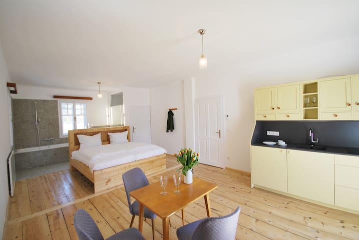 Seevilla Cerny - Seehaus Appartement N° 4