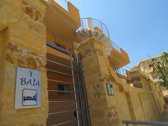 Appart-Hotel Baia  4posti - Lido Rossello - Apartamento