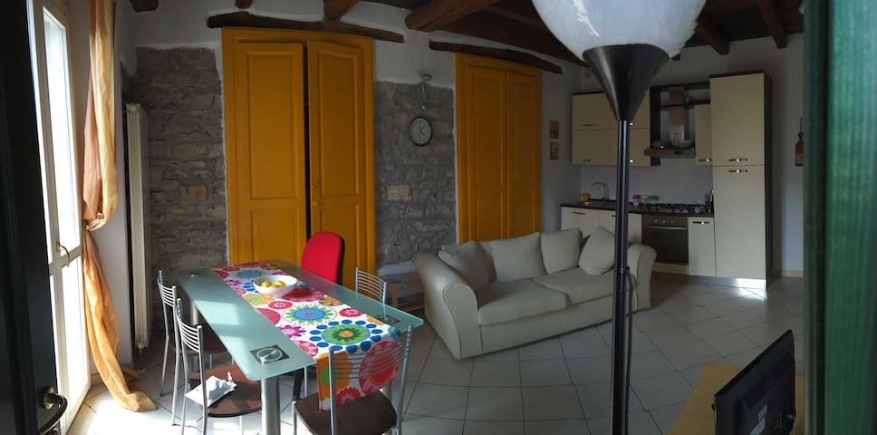 Apartment Between Como&Lugano lakes