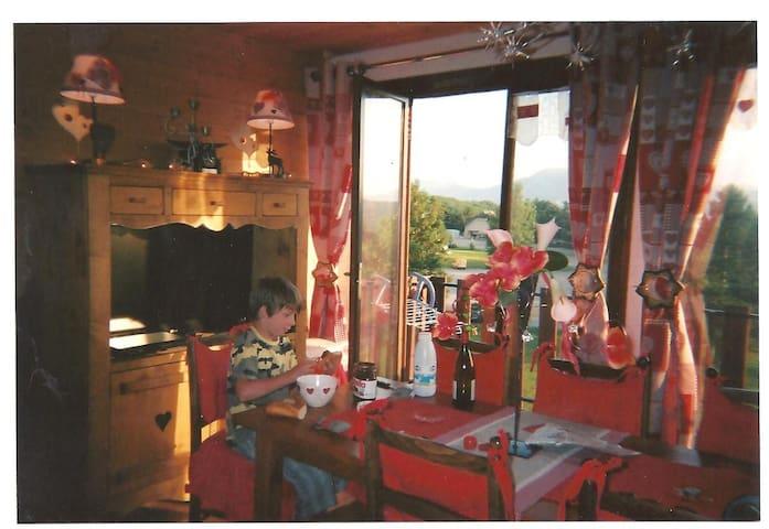 Bel appartement en montagne