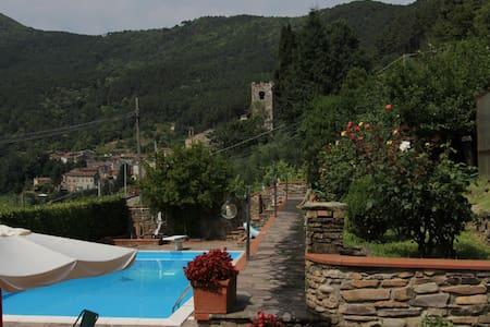 Holidays in Tuscany - Ruota - Villa