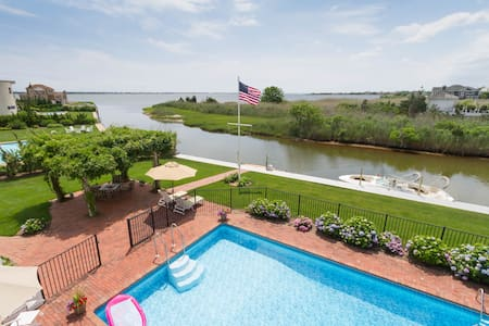 Hamptons Waterfront Suite - Westhampton - House