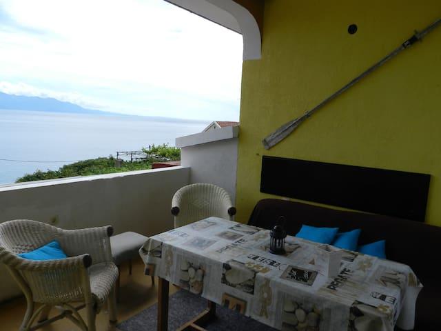Apartment Nautic, 100m from beach - Brist - Appartamento
