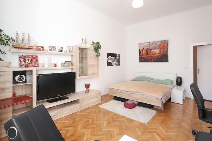 New flat in Viennas city center - Wien - Apartment