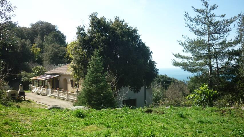 villa vue sur mer - Propriano - House