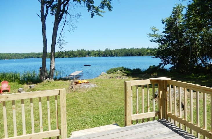 Lakefront Blue Hill private loons! - Penobscot - Cabana
