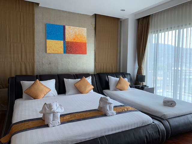 Condo at Chalong Miracle Lakeview Phuket