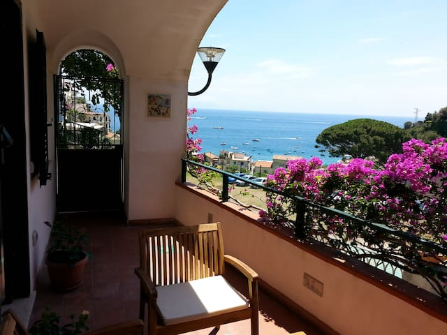 Casa in Costa d'Amalfi Vista Mare - Erchie - House