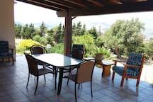 Villa Icaro vista mare 8 posti