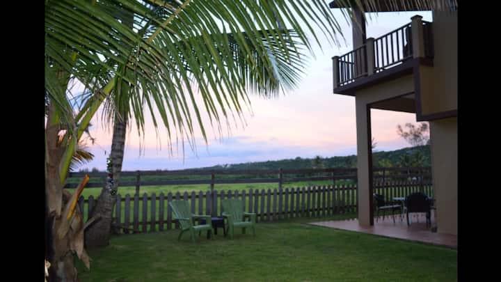 The Lower Palm ~ Shacks Beach ~ 3BR