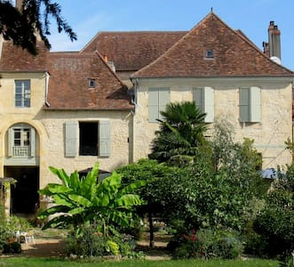Les Troubadours en Périgord Vert - Excideuil - Bed & Breakfast