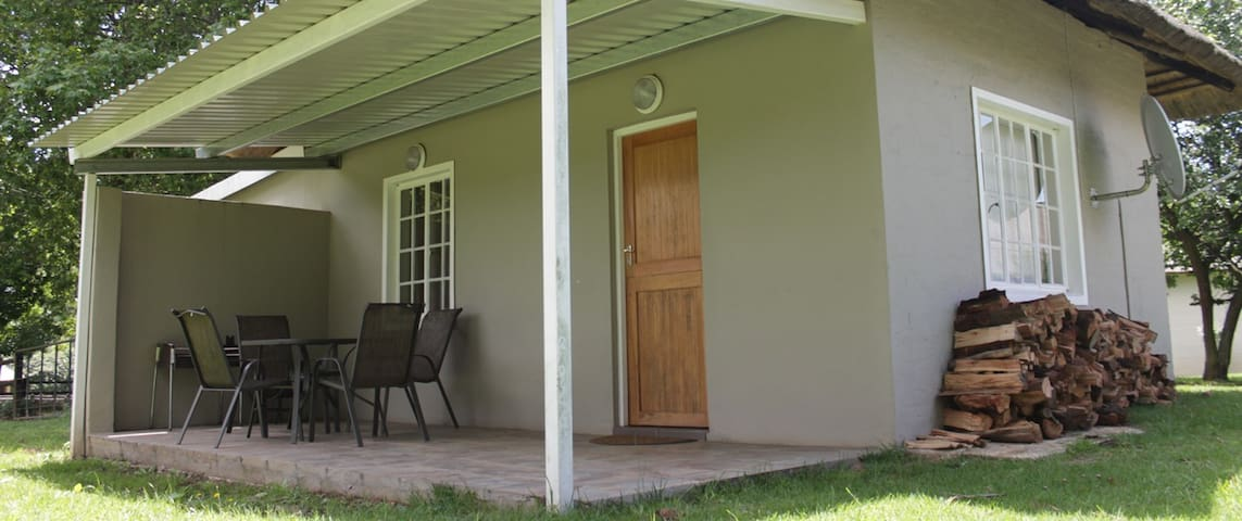 Invermooi Estate - The Cabin (self catering)