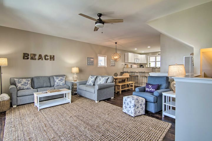 NEW! Ocean City Retreat w/ Pool - Walk to Beach!