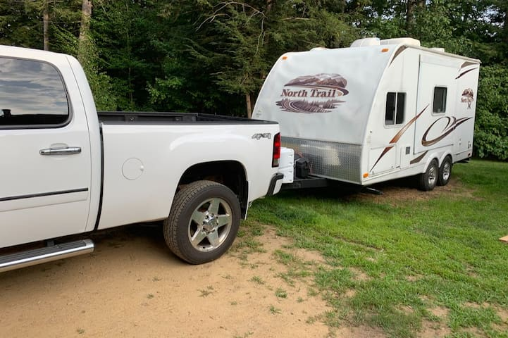 Small RV to Rent in Maine