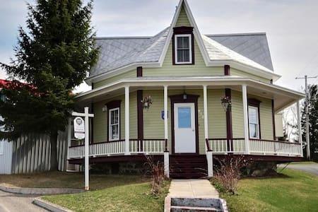 La Maison des CHARLOTS - Leclercville - Apartemen berlayanan