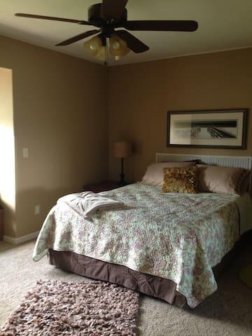 long term lodging room