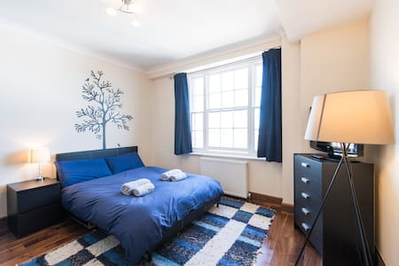 Luxury Hyde Park two bedroom flat - London - Apartment