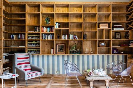 Nice apartment in tuscany (gatta maga) - Fauglia - Apartment