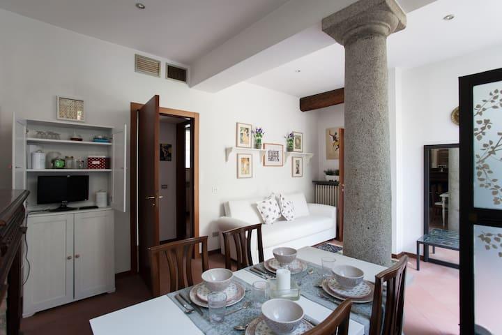 Charming apartment in Navigli - Milan - Maison