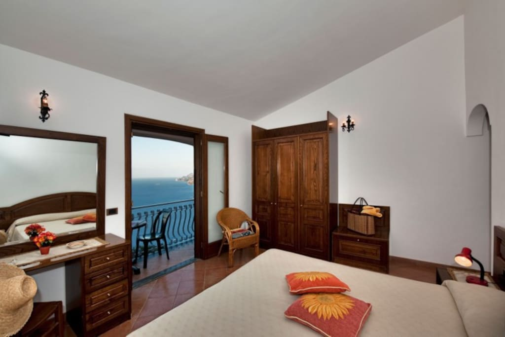 camera doppia - double room sea view