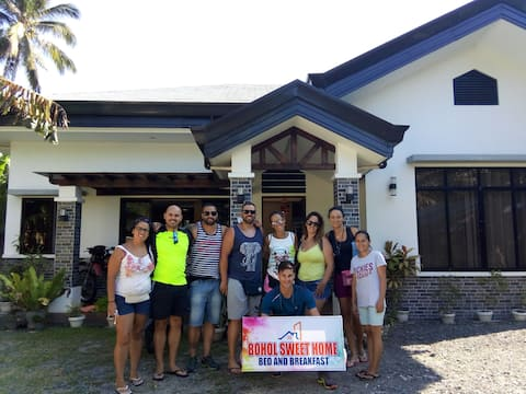 Bohol Sweet Home Bed and Breakfast